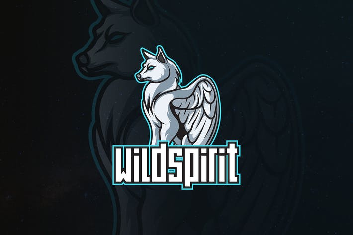 Thumbnail for Wild Spirit - Beast Mascot & Esport Logo V.3