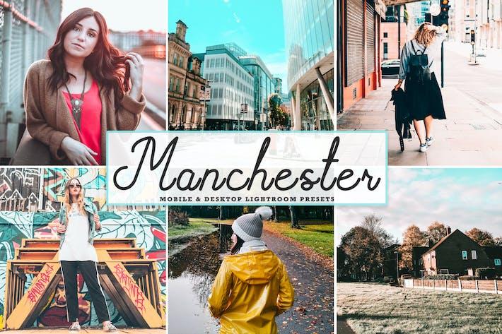 Thumbnail for Manchester Mobile & Desktop Ajustes preestablecidos de Lightroom