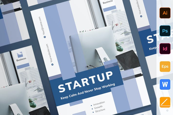 Startup Poster
