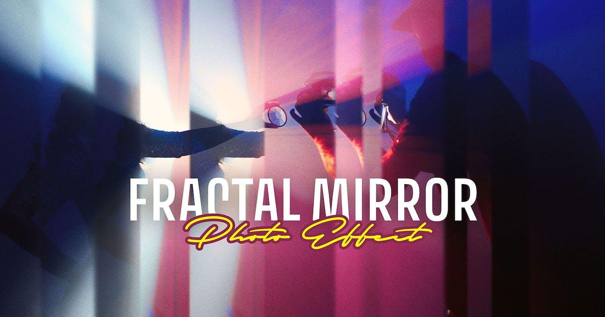 Download Fractal Mirror Photo Effect by pixelbuddha_graphic