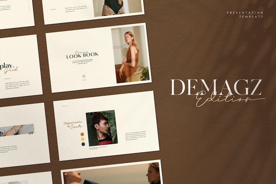 Demagz - Business Marketing Powerpoint