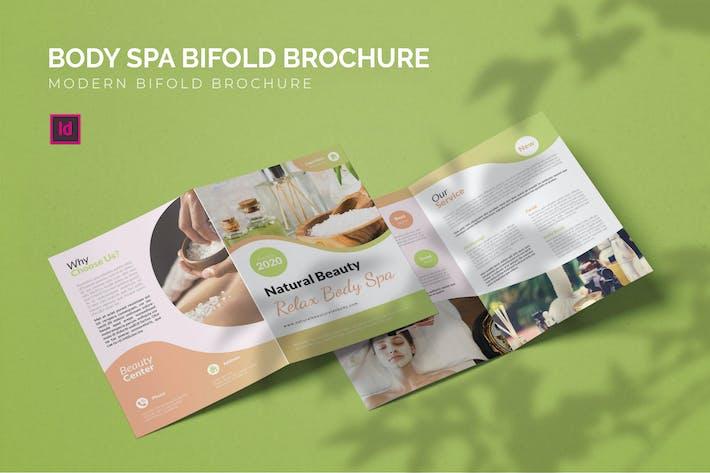 Thumbnail for Body Spa - Bifold Brochure