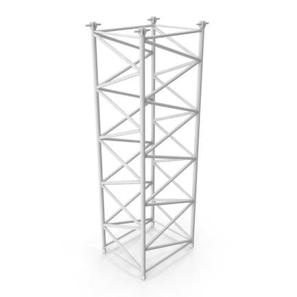 Crane F Intermediate Section 6m White