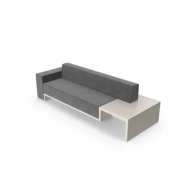Thumbnail for Blocky Sofa