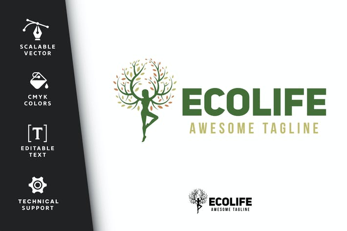 Thumbnail for Ecolife Logo