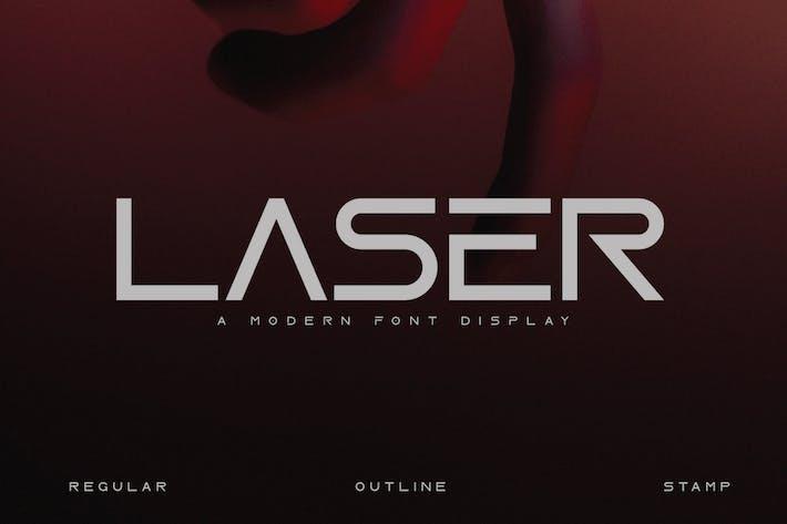 Thumbnail for Láser