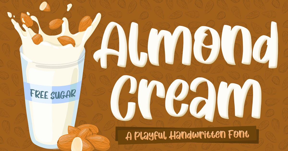 Download Almond Cream by rudhisasmito