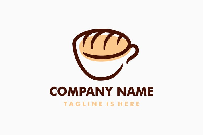 Coffee And Bake Logo