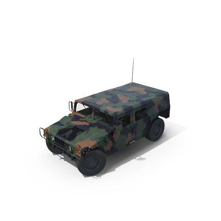 Troop Carrier HMMWV M1035