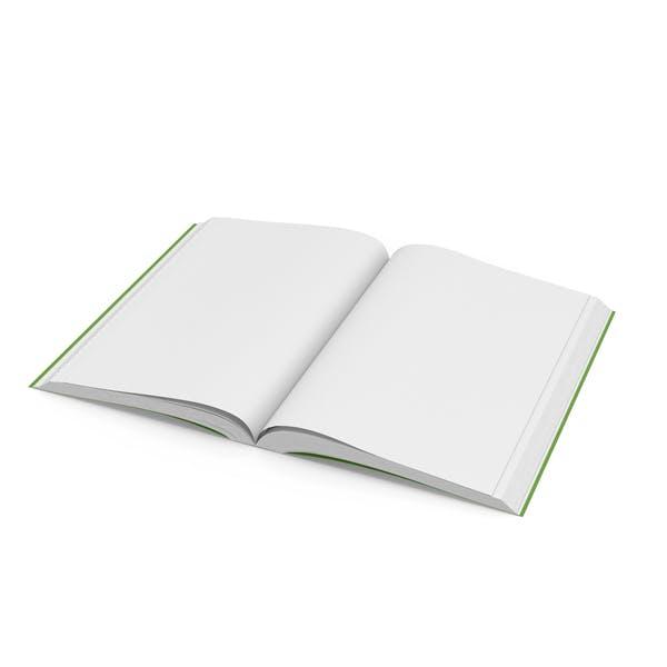 Buch öffnen