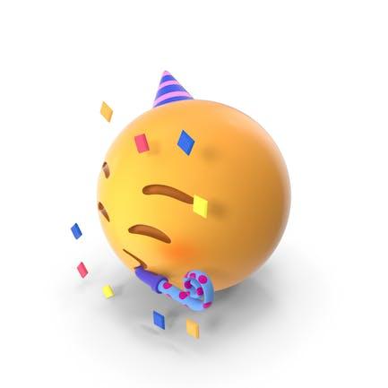 Party-Gesicht Emoji