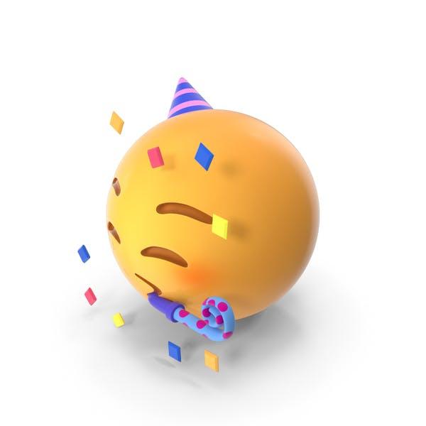 Party Face Emoji