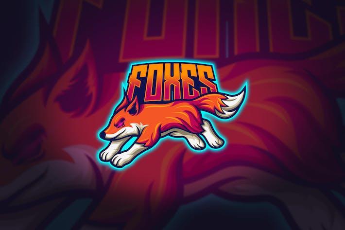 Cover Image For Fox - Mascot & Esport Logo