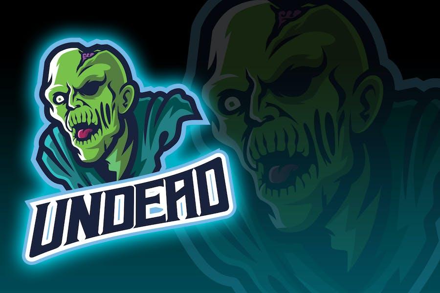Zombie Esport Logo