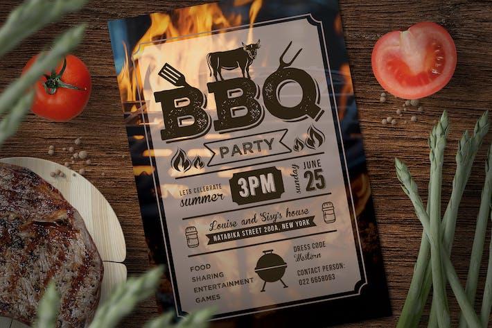 Thumbnail for Bbq Invitation