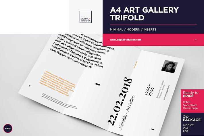 nostalgia trifold invitation by digital infusion on envato elements