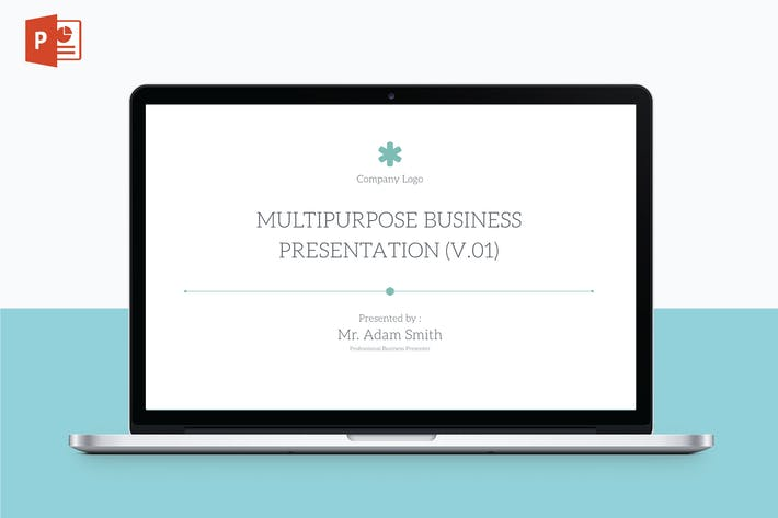 Cover Image For EXCELLENT - Multipurpose PowerPoint Template V42