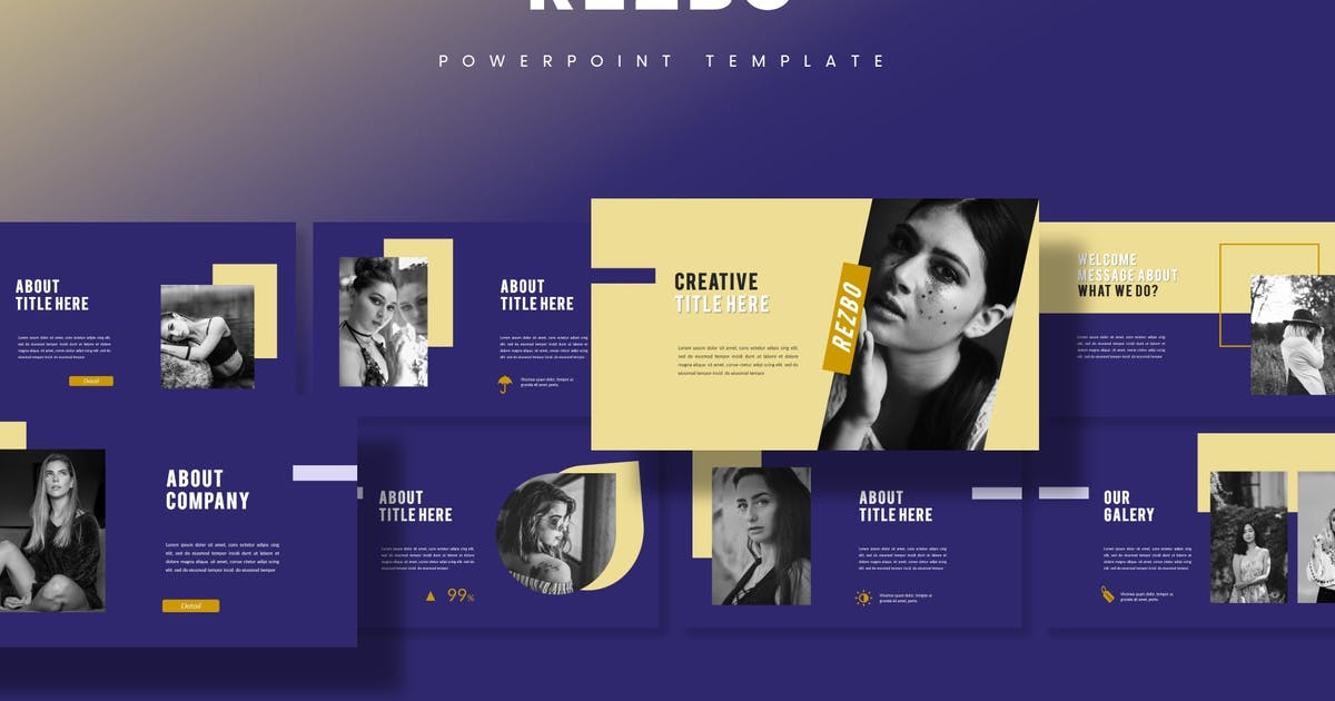 Download Rezbo - Powerpoint Template by aqrstudio