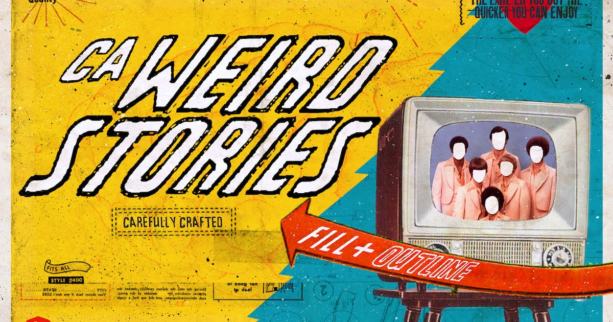 Download CA Weird Stories by capearcona