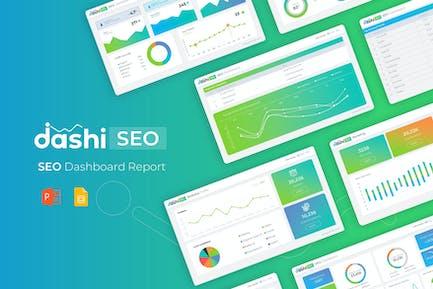 Dashi SEO Report Template