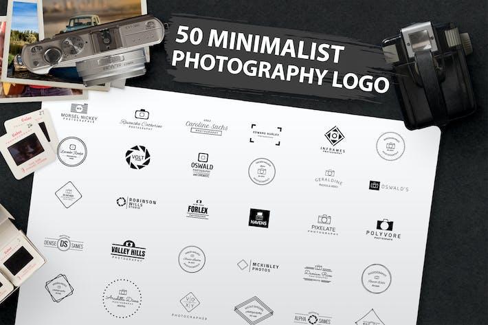 Thumbnail for Minimalist Photography Logo