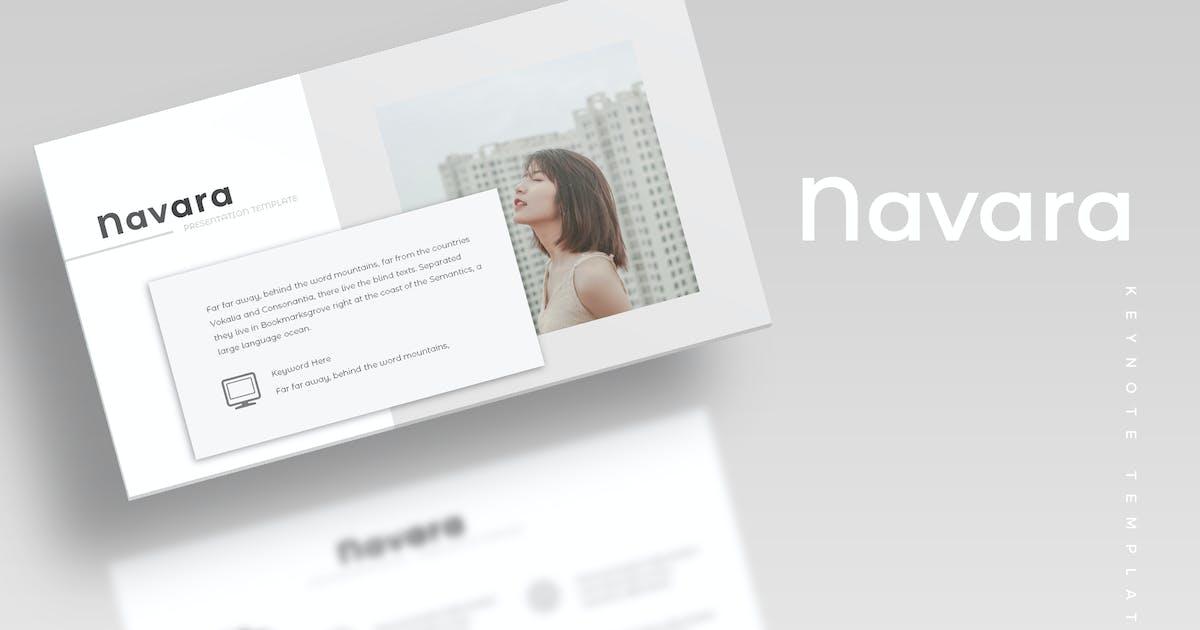 Download Navara - Keynote Template by aqrstudio