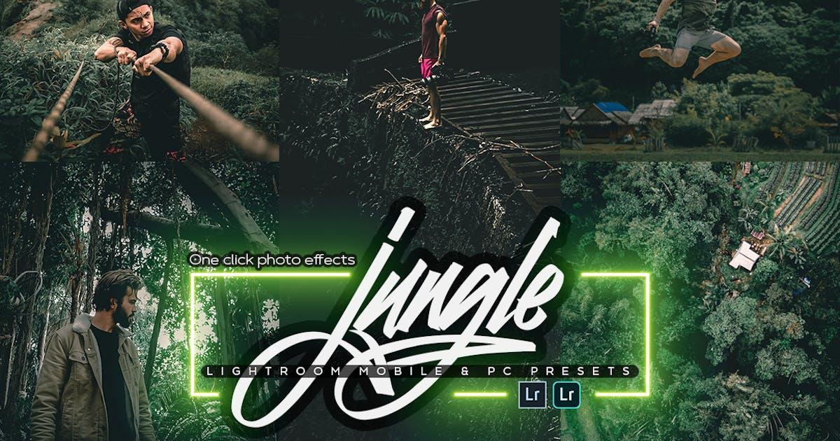 Download Green Jungle Lightroom Mobile & PC Presets by SupremeTones