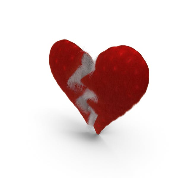 Thumbnail for Flauschiges Herz zerrissen