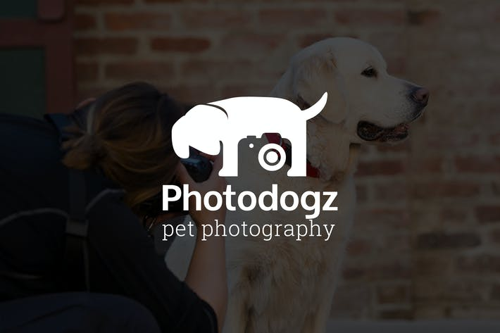 Thumbnail for Photodogz : Pet Photography Logo