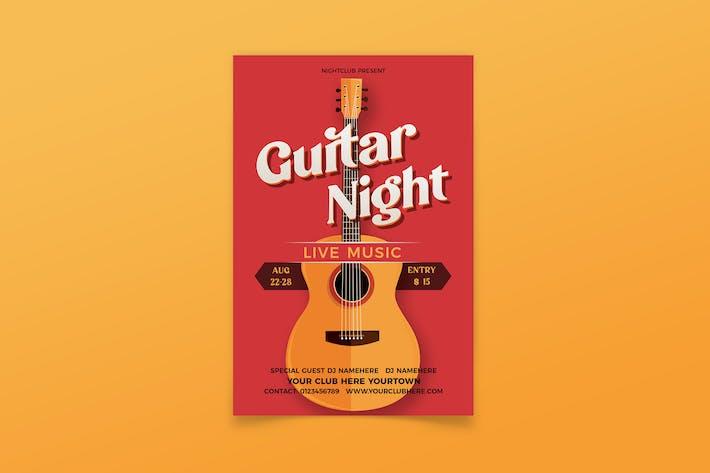 Nuit guitare