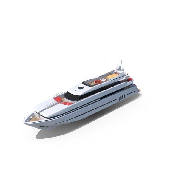 Super Luxury Motor Yacht
