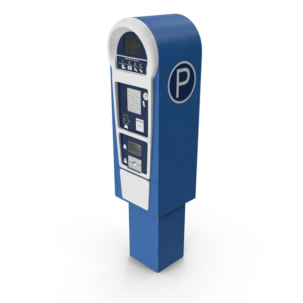 Cover Image for Pay for Parking Station