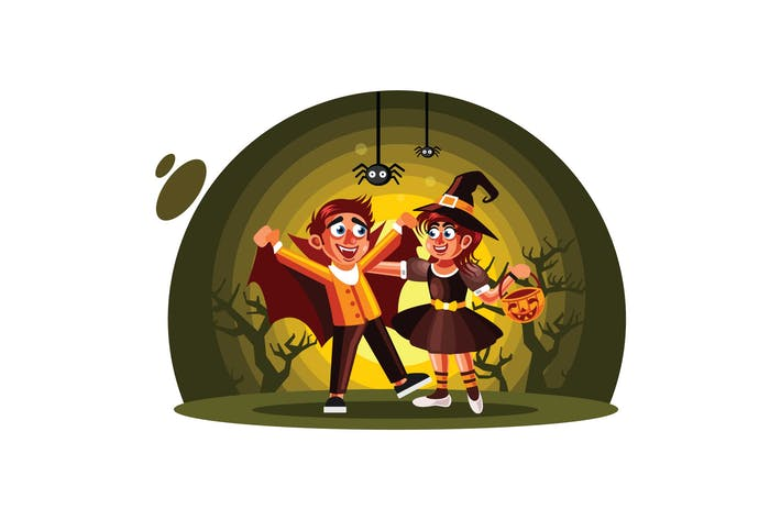 Thumbnail for Costumes d'Halloween pour enfants