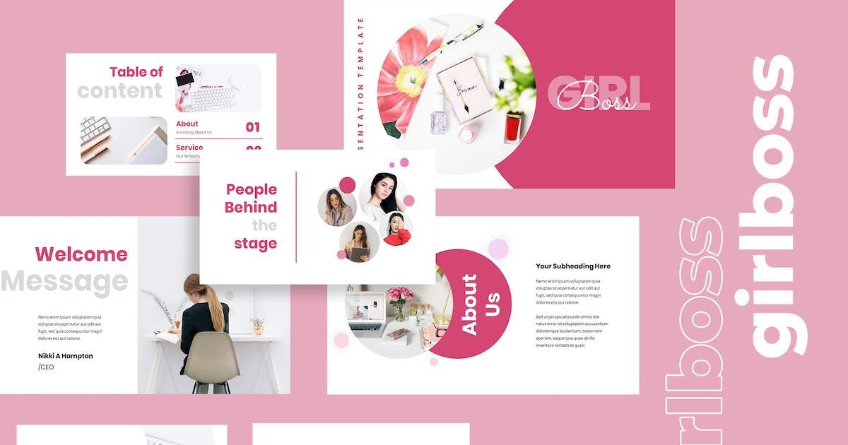 Download Girlboss - Keynote Presentation by TMint