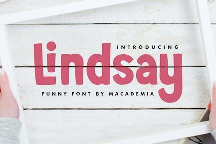 Lindsay - Police drôle