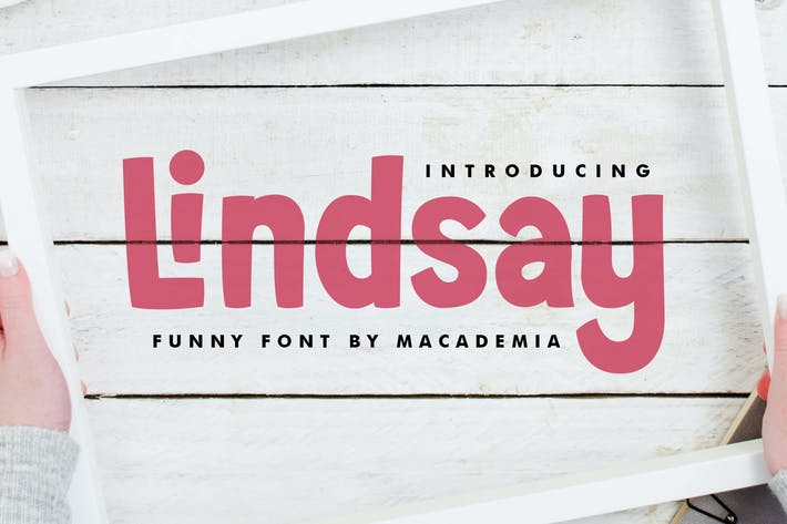 Thumbnail for Lindsay - Fuente divertida