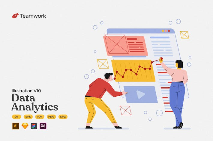 Thumbnail for Teamwork - Data & Content Analytics Division