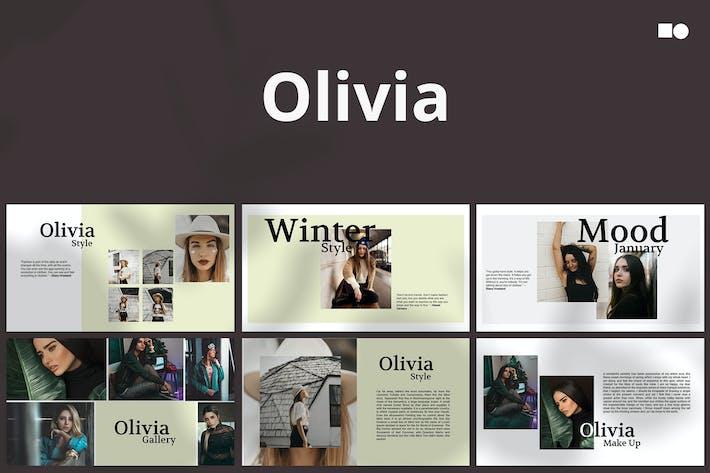 Thumbnail for Оливия - Пауэрпойнт