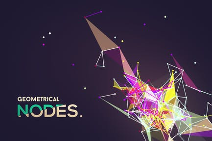 Abstract Geometrical Nodes