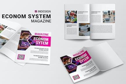 Econom System   Magazine