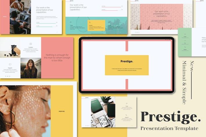 Thumbnail for Prestige Minimal Keynote