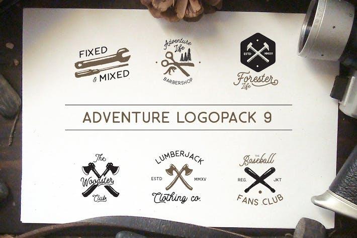 Thumbnail for Adventure Logopack Vol. 9