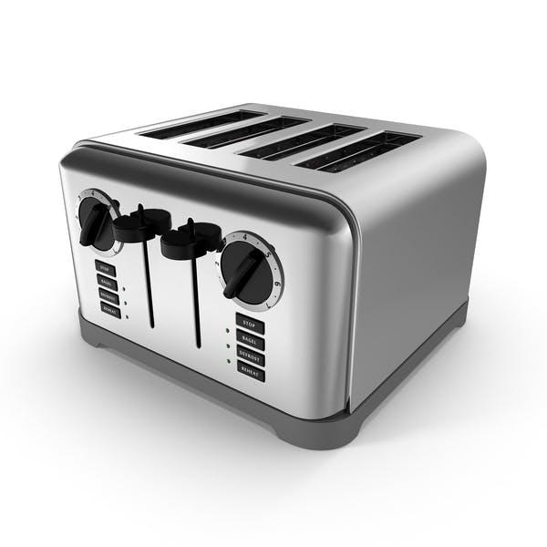 Thumbnail for Four Slice Toaster