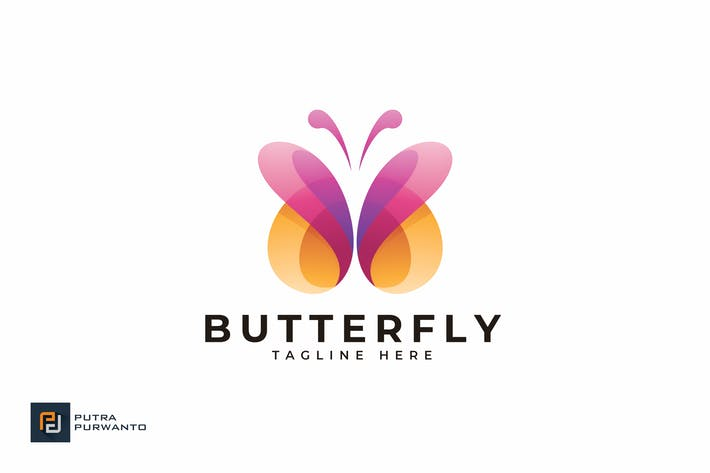 Butterfly - Logo Template