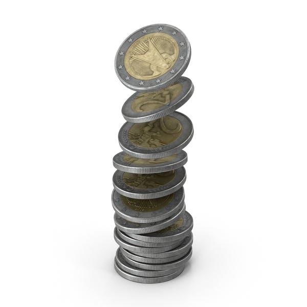2 Euro Coins Collection