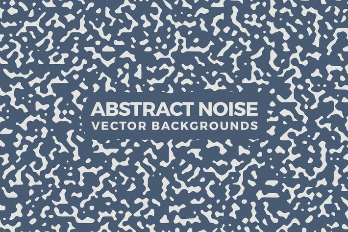 Cover Image For Abstract Noise Vector Backgrounds