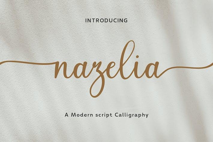Thumbnail for Escritura moderna de Nazelia