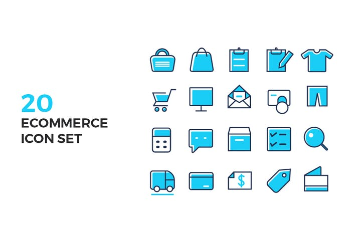 Thumbnail for Ecommerce Icon