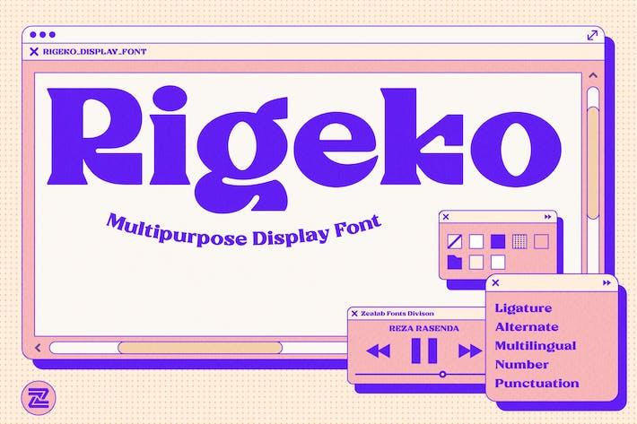 Thumbnail for Rigeko