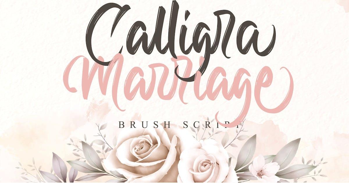 Download Calligra Marriage by DebutStudio